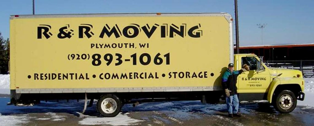 R & R Moving Truck